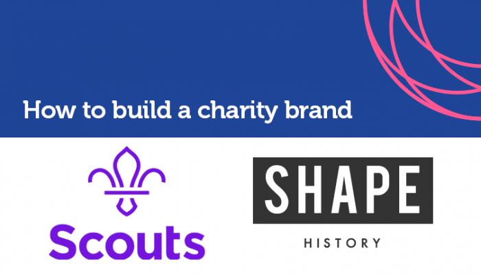 Cut for time charity brand webinar