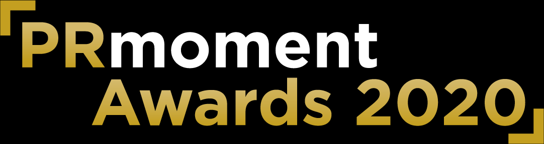 PRmoment Awards 2020 logo