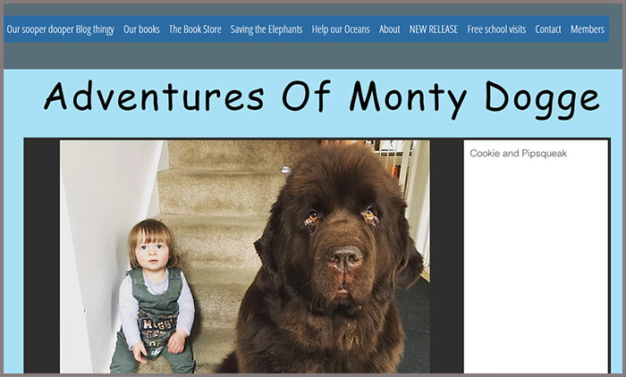 Adventures of Monty Dogge