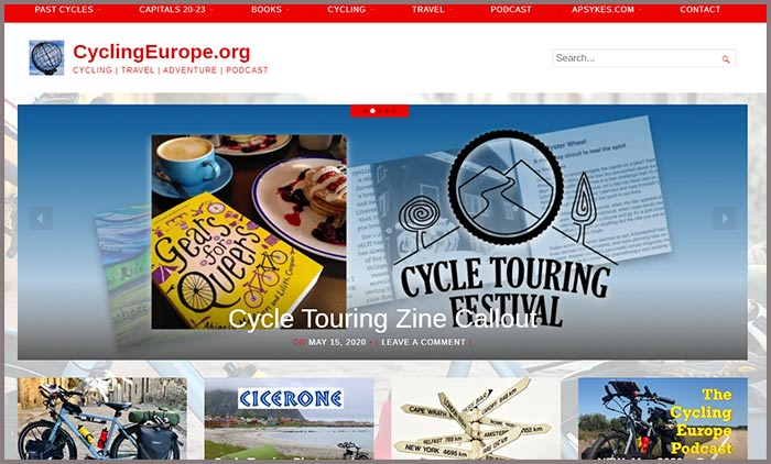 CyclingEurope