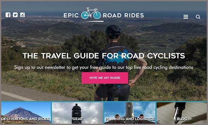 Epic Road Rides