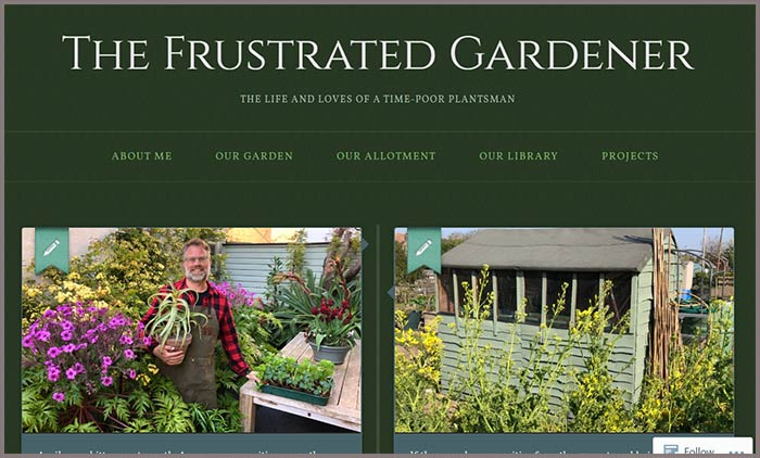 The Frustrated Gardener