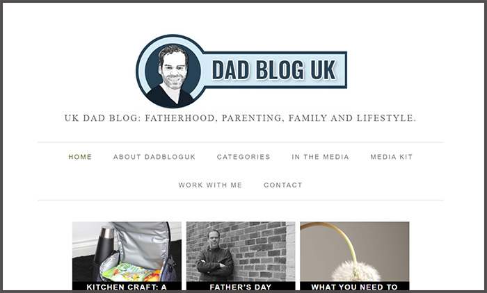 Dad Blog UK