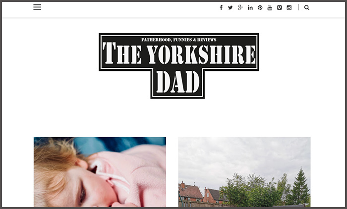 The Yorkshire Dad