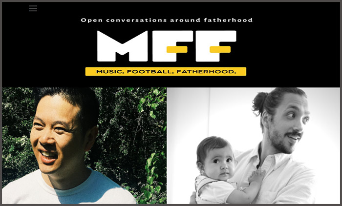 Music.Football.Fatherhood