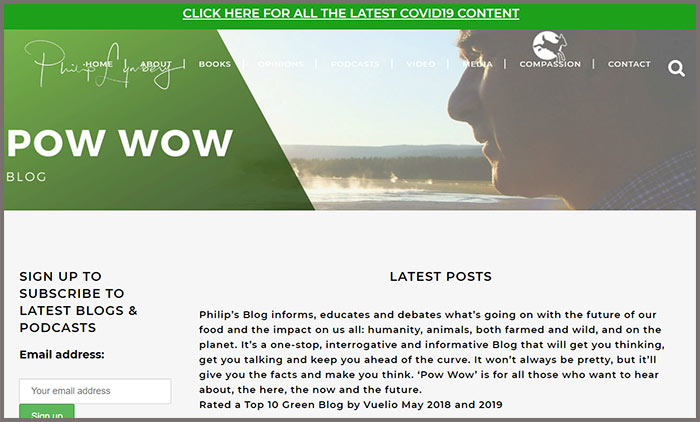 Pow Wow Blog