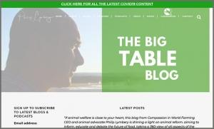 The Big Table Blog