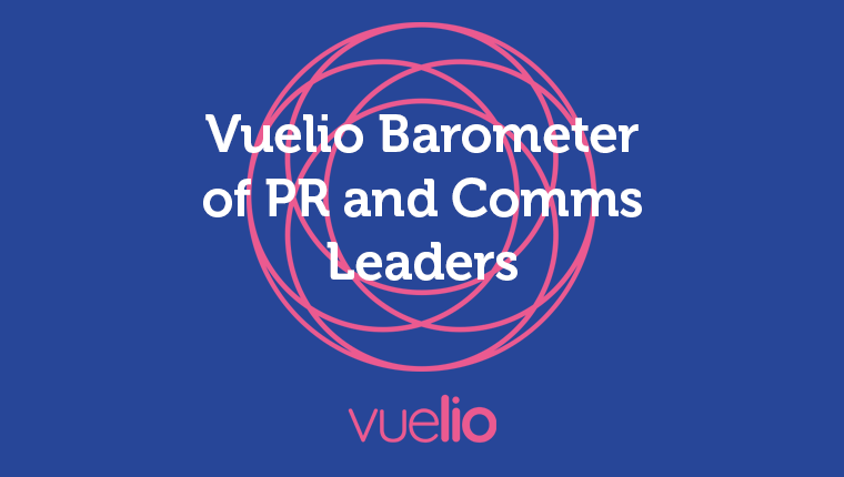 Vuelio Barometer of PR and Comms Leaders