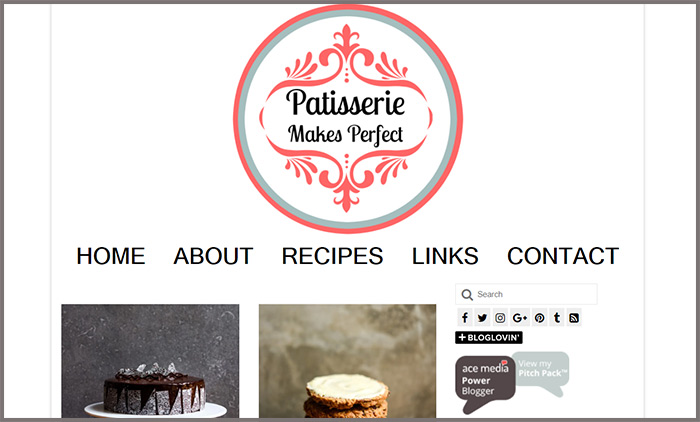Patisserie Makes Perfect