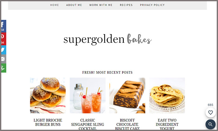 Supergolden Bakes