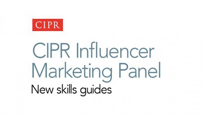CIPR Influencer Marketing Panel