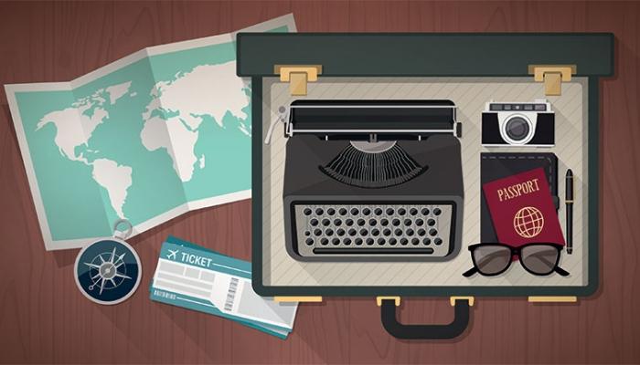 Travel journalists