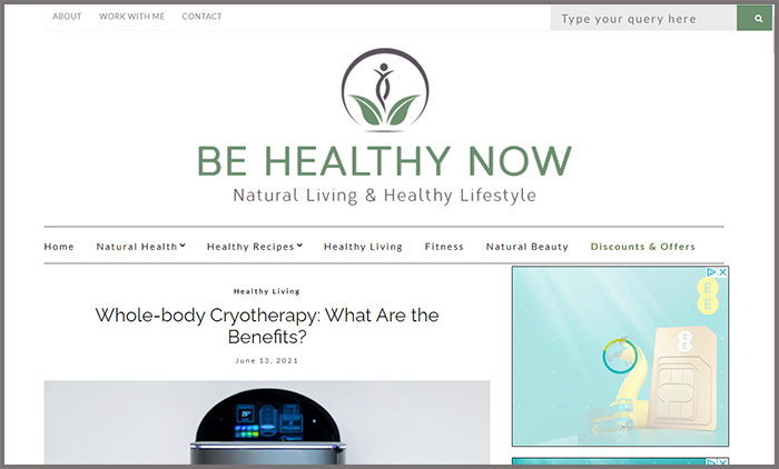 10-Be-Healthy-Now