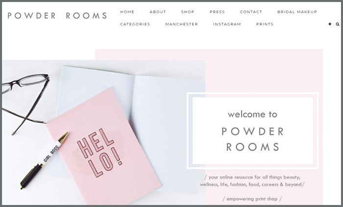 Powder Rooms