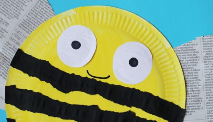 Crafts on Sea bee