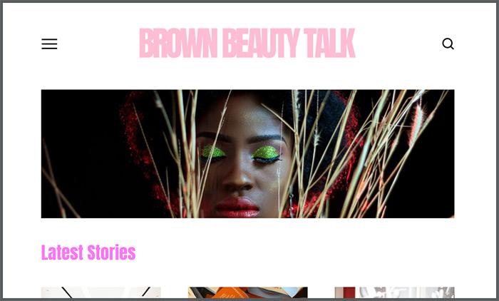 Brown Beauty Talk