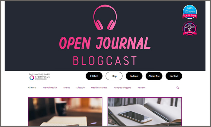 Mike's Open Journal