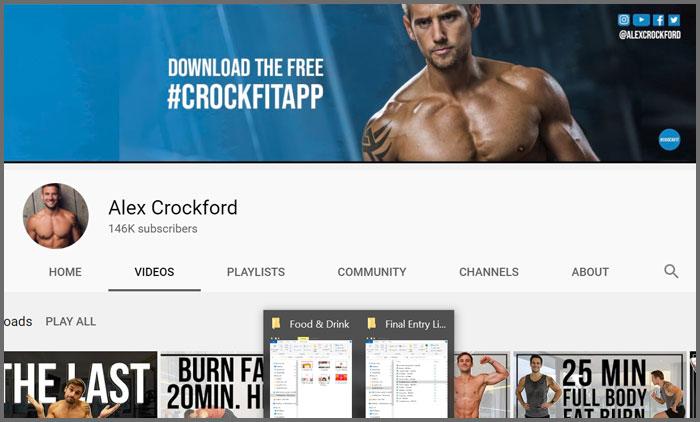 Alex Crockford
