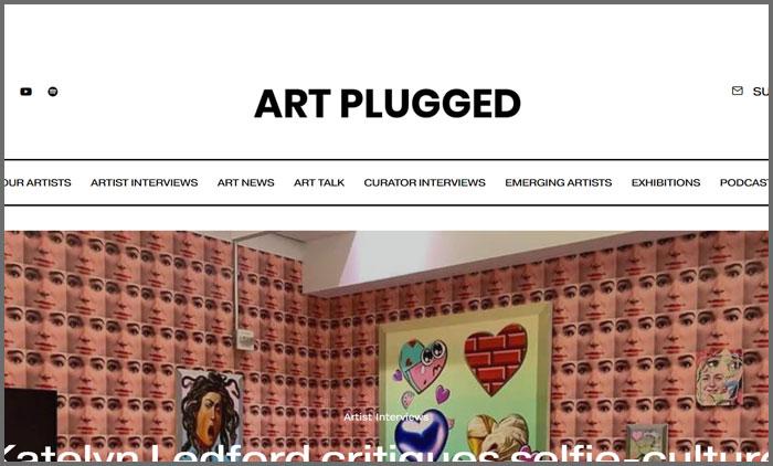 Art Plugged