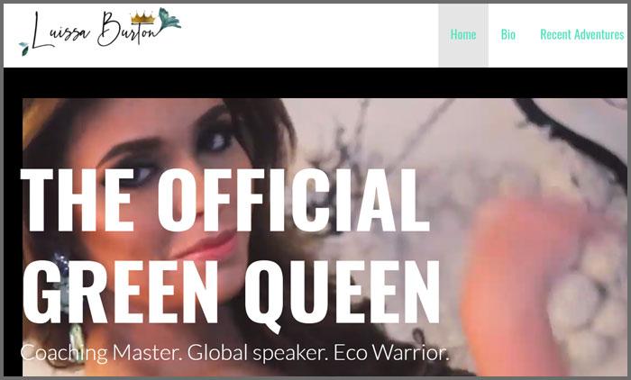 The Official Green Queen