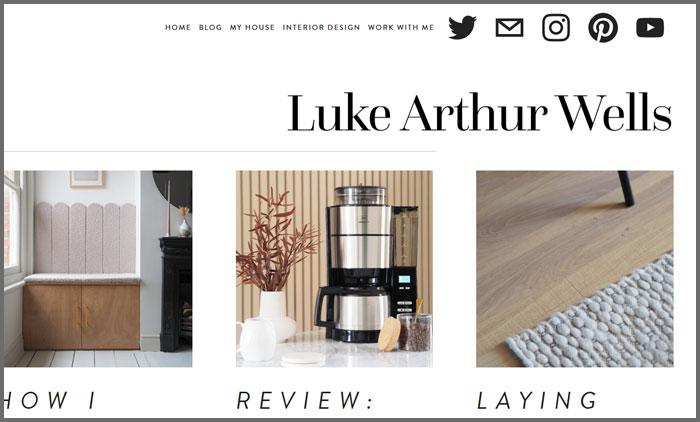 Luke Arthur Wells