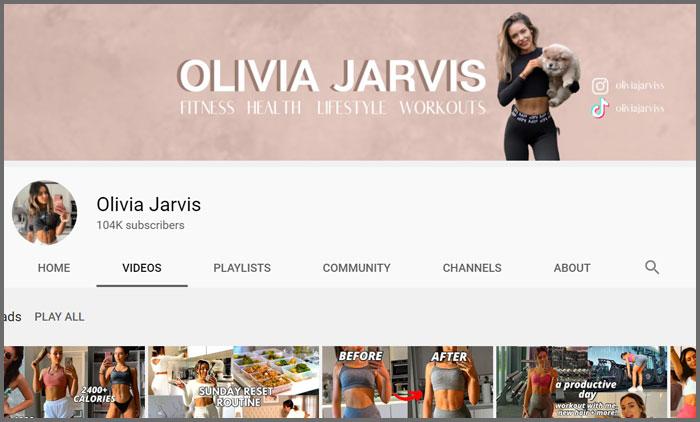 Olivia Jarvis