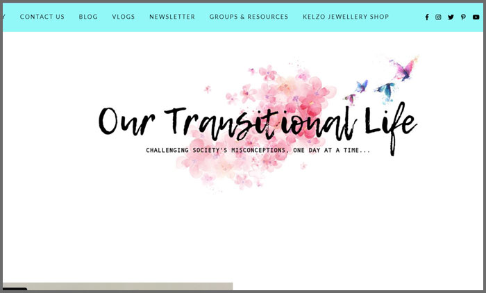 Our Transitional Life