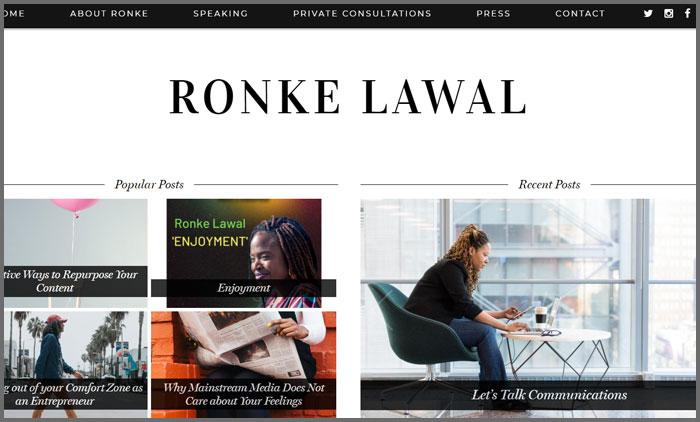 Ronke Lawal