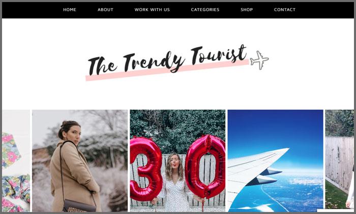 The Trendy Tourist