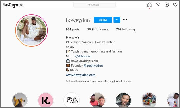 howeydon