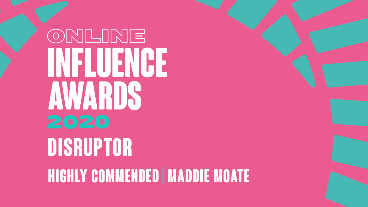 Disruptor - Highly Commended - Maddie Moate