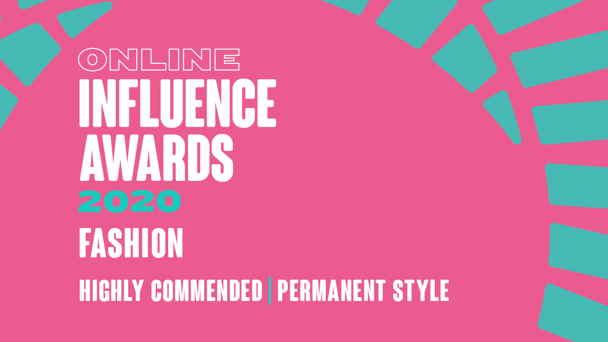 Fashion - Highly Commended - Permanent Style