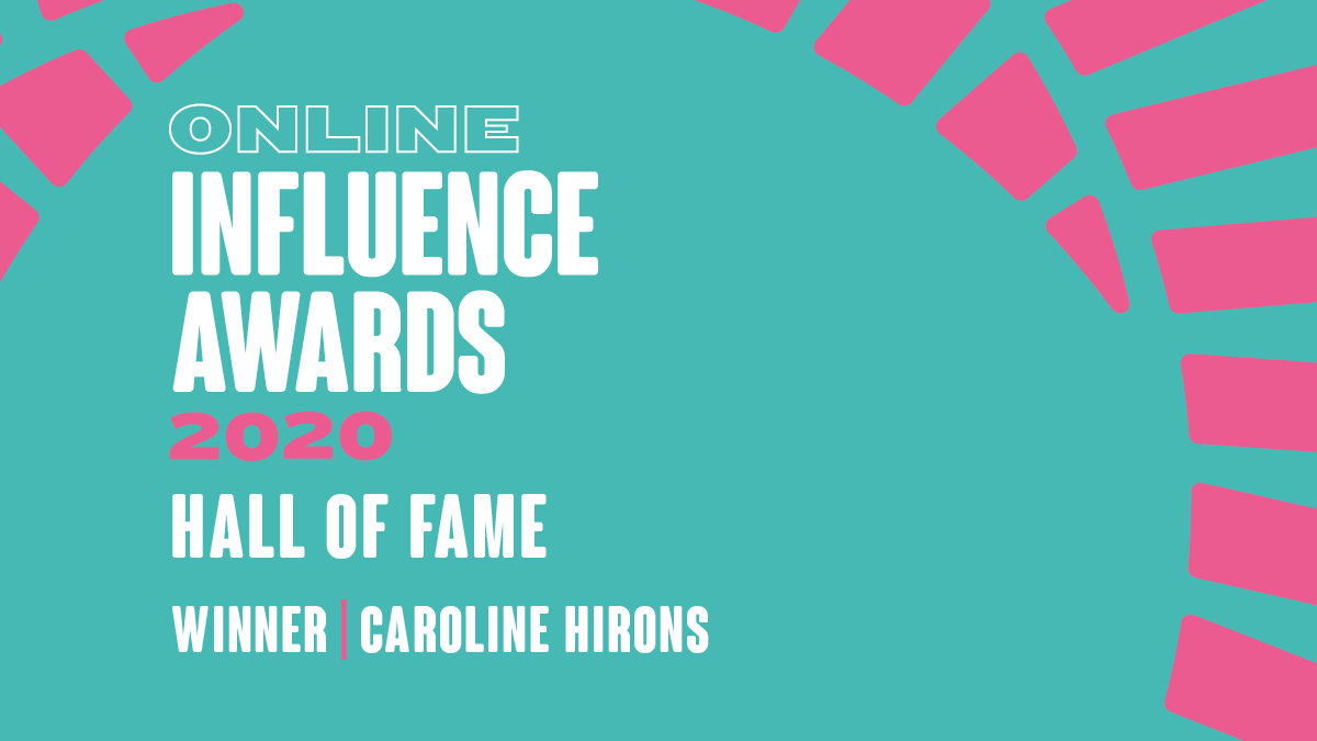 Hall of Fame - Caroline Hirons