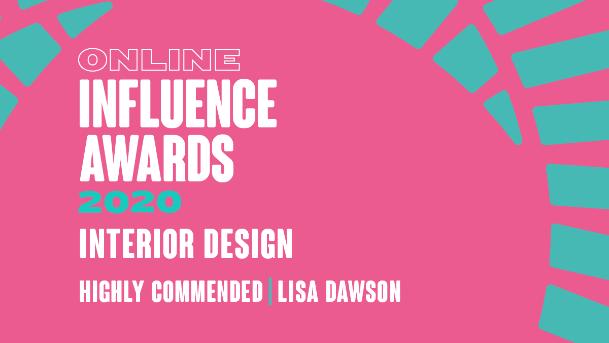 Interior Design - Highly Commended - Lisa Dawson