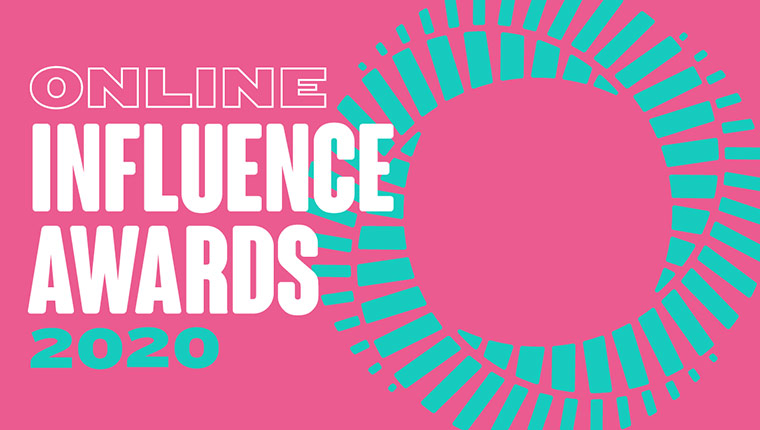 Online Influence Awards 2020