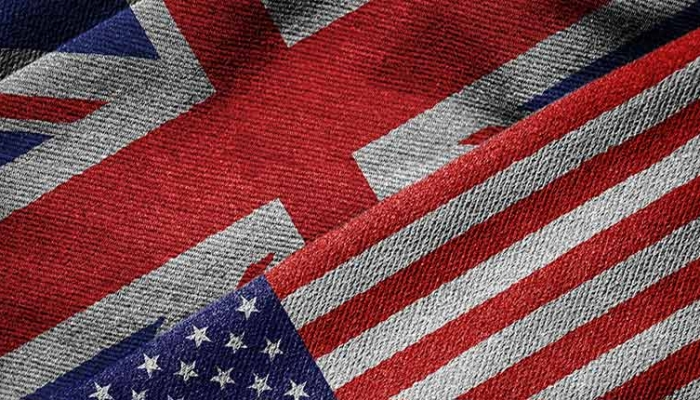 UK and US public relations
