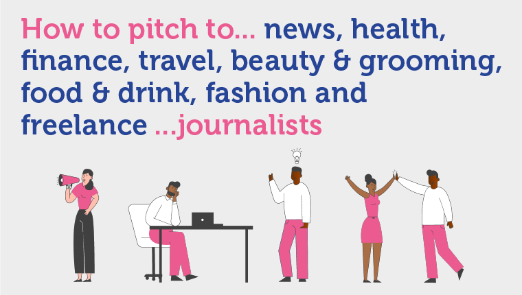 how to pitch journalists