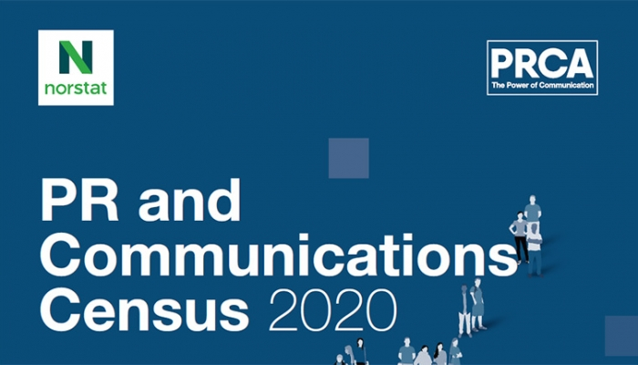 PRCA PR and Communications Census