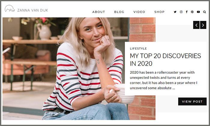 Zanna Van Dijk