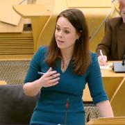 Scottish budget Kate Forbes