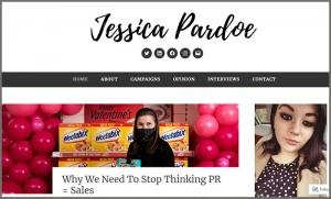 Jessica Pardoe