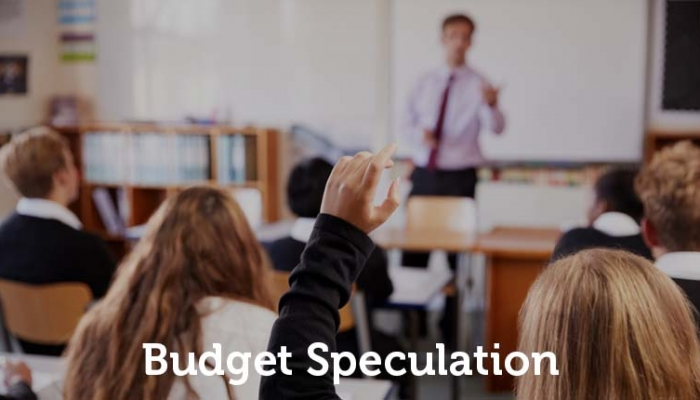 Budget 2021 education predictions
