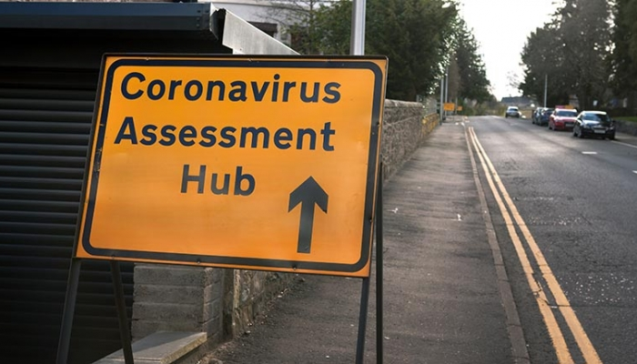 The UK Government's response to COVID-19