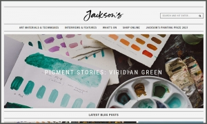 Jackson's Art Blog