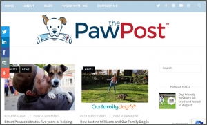 The Paw Post Pet Blog