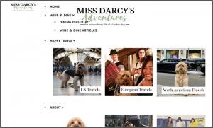 Miss Darcy's Adventures
