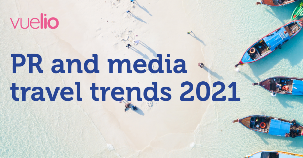 pr and media travel trends