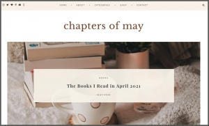 Chapters of May