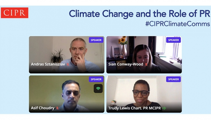 CIPR Climate Change and the Role of PR