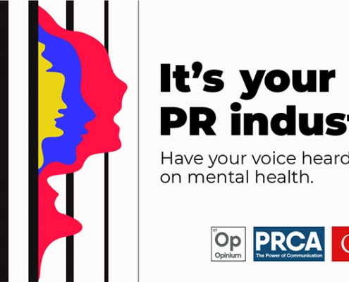 PRCA, CIPR and ICCO team up on mental health initiative